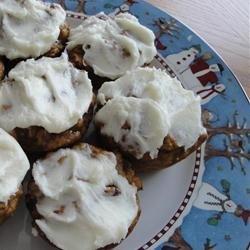 Pumpkin Muffins I recipe