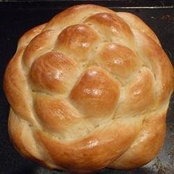 Challah in a Hurry recipe