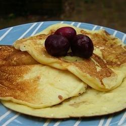 Awesome Banana Pancakes recipe
