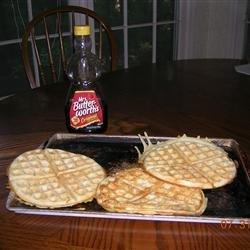 World's Best Waffles recipe