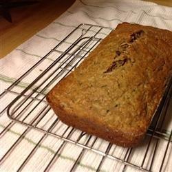 Healthier Mom's Zucchini Bread recipe