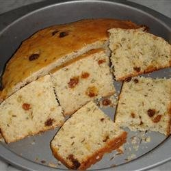 Macomb's Irish Soda Bread recipe