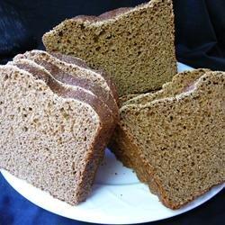 Pumpernickel Bread I recipe