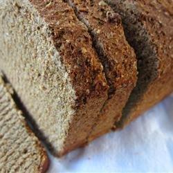 Molasses Oat Bran Bread recipe