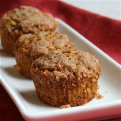 Apple Pumpkin Muffins recipe