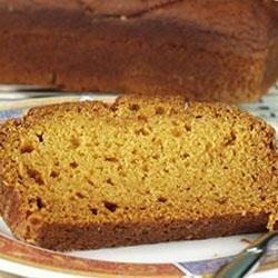Pumpkin Bread I recipe