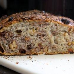 Raisin Nut Bread recipe