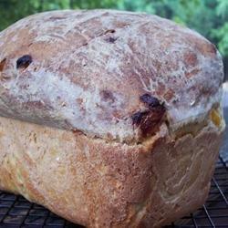 Apricot Oat Bread recipe