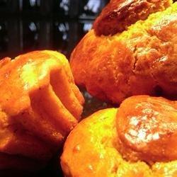 Pumpkin Brioche recipe
