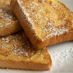 Reduced Fat French Toast recipe