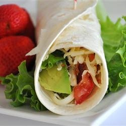 Turkey Wraps recipe