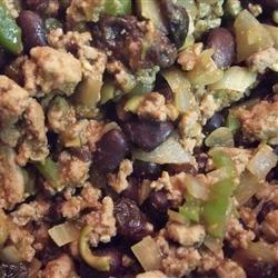 Turkey Picadillo II recipe
