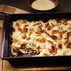 Turkey Leftovers Dinner Casserole recipe