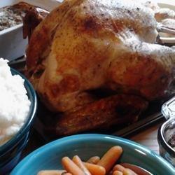 Very Moist and Flavorful Roast Turkey recipe