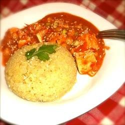 Tofu Masala recipe