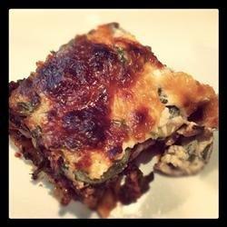 Light and Delicious Lasagna recipe