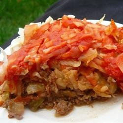 Sweet and Sour Beef and Cabbage recipe