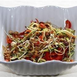 Raw Pad Thai recipe