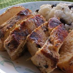 Caribbean Jerk Chicken Breasts recipe