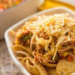 Taco Rice Salad recipe