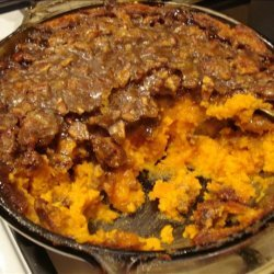 Sweet Potato Pecan Casserole recipe