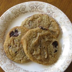 Soft N' Chewy Vegan Chocolate Chip Cookies recipe