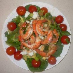 Margarita Shrimp Salad recipe
