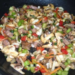 Not Egg Foo Yong but Mighty Good! recipe