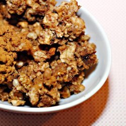 Gluten Free Granola With Mulberries and Walnuts (Raw Vegan) recipe