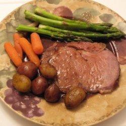 Beef Prime Rib Au Jus recipe