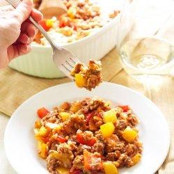 Stuffed Pepper Casserole recipe