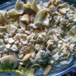 Tuna Casserole 1 recipe