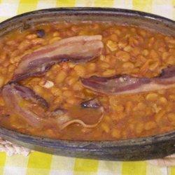 "Croatian Baked Beans Casserole (""zapeceni Grah"") recipe"
