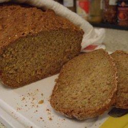 Quinoa Brown Bread recipe