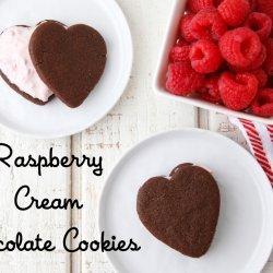 Raspberry Cream recipe