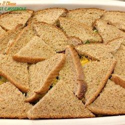 Ham and Cheese Casserole recipe