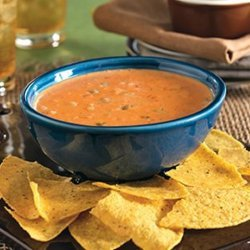 Chili Con Queso Dip recipe