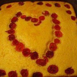 Cranberry Marshmallow Dessert Squares recipe