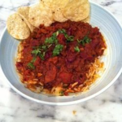 'the Belle of the Ball' Chili Con Carne recipe