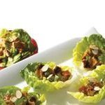 Chicken, Chili and Lime Lettuce Wraps recipe