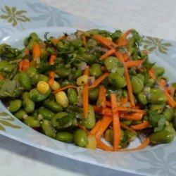 Edamame (Soybean) Salad recipe