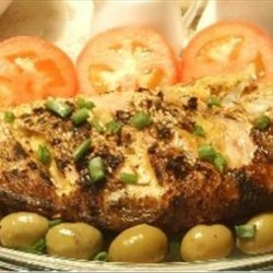 Broiled Fish With Lemon Grass recipe