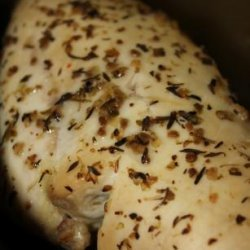 Diana's Garlic and Herbs Marinaded Chicken Breasts recipe