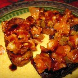 Shrimp Tostones recipe