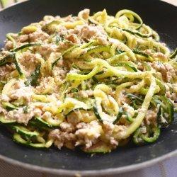 Tuna and Noodles recipe