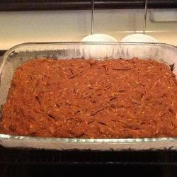 Carrot Zucchini Walnut Cake recipe