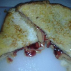 Hot Jam Sandwich recipe