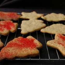 Cinnamon Sugar Cutouts recipe