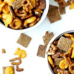 Sweet Snack Mix recipe