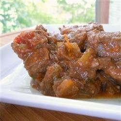 Spicy Mexican Beef recipe